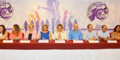 Mulheres ugetistas debatem políticas de empoderamento em Foz do Iguaçu