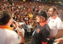Festa do Trabalhador 2018, organizada pela UGT-MG, volta a reunir milhares de pessoas em Contagem