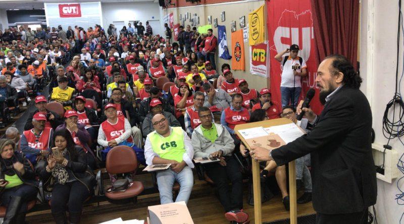 Centrais lançam Agenda Prioritária da Classe Trabalhadora