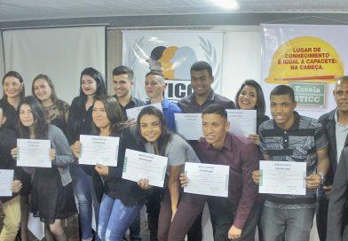 UGT participa da Formatura de Jovens Aprendizes da Construção Civil