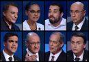 Debate da Band serve de palanque para candidatos, que pouco propõem