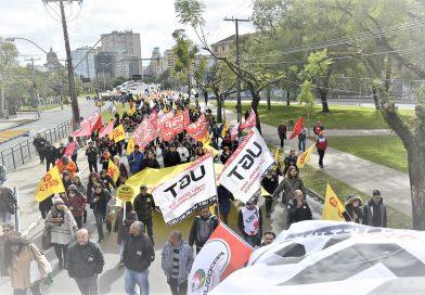 Dia do Basta é um recado dos trabalhadores do Brasil