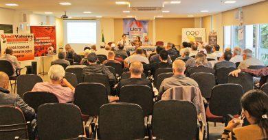 Fotos do 4º Congresso Estadual da UGT-RS