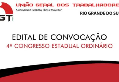 4ª Congresso Estadual da UGTRS
