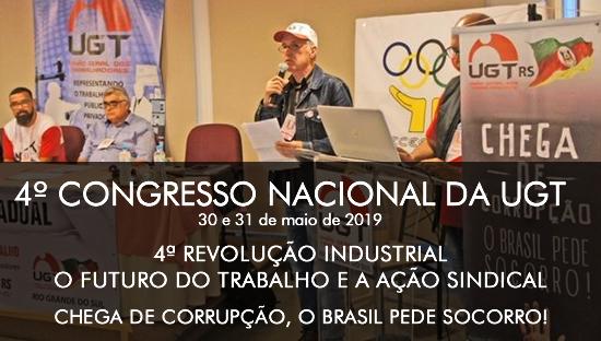 4º Congresso Nacional da UGT